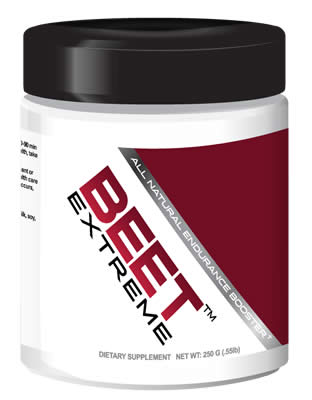 BEET EXTREME - Certified Organic Beet Supplement for Endurance Athletes