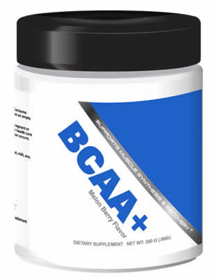 BCAA+ - Vegan-source BCAAs plus L-Glutamine, Cherry Pure and Electrolytes BCAA